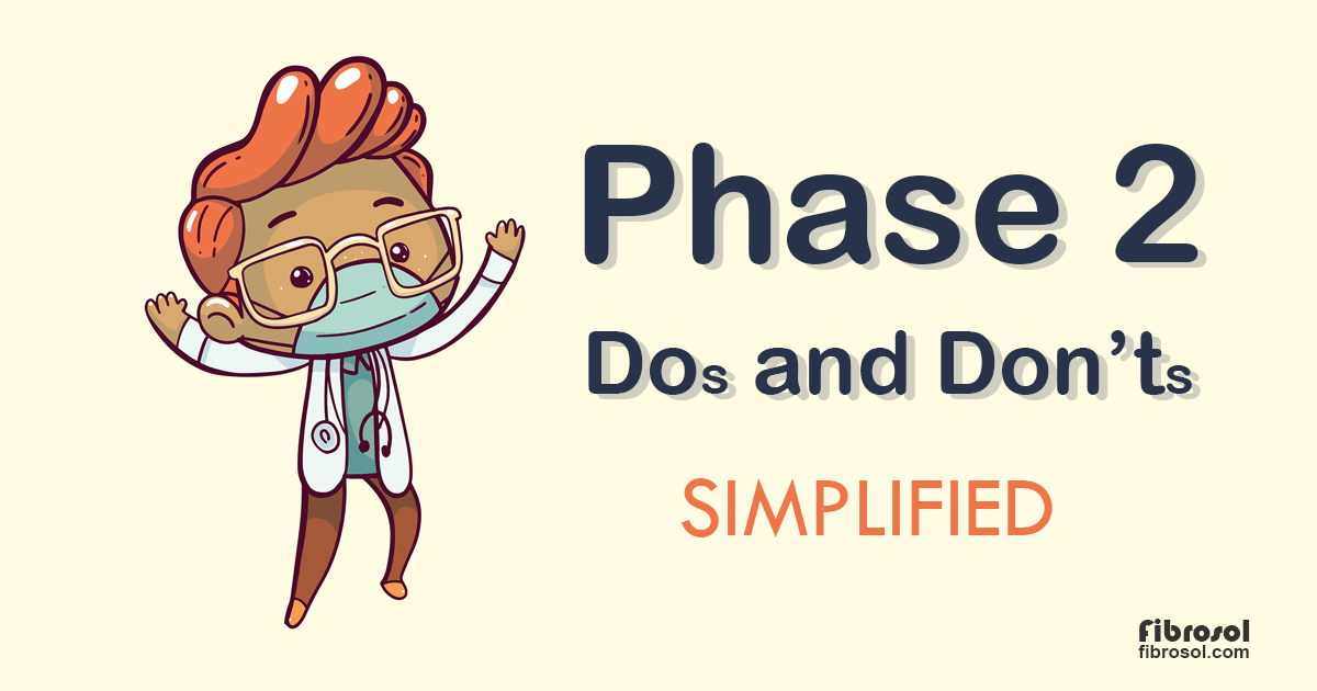 5 Dos and Don'ts during phase 2 in Singapore